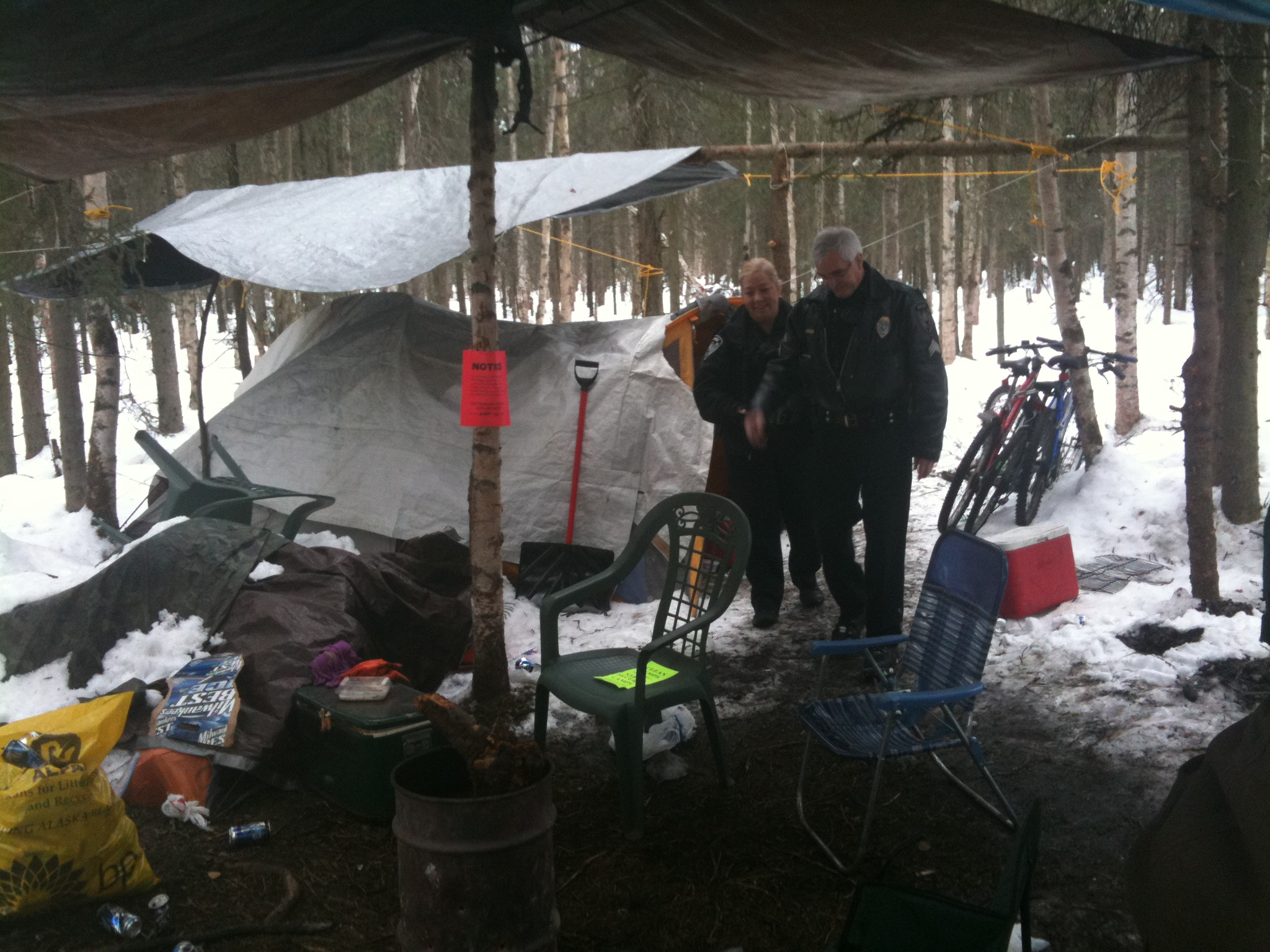 Cars For Sale Anchorage >> Alaska's Homeless Seen Through The Eyes Of A Police ...